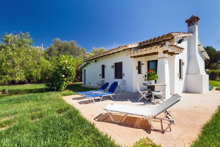 Villa with beautiful garden in Pula