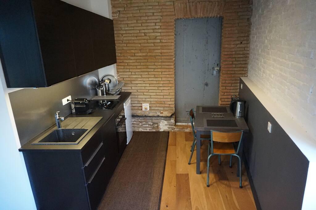 appartement type loft 4 personnes blagnac airbus appartements louer beauzelle occitanie. Black Bedroom Furniture Sets. Home Design Ideas