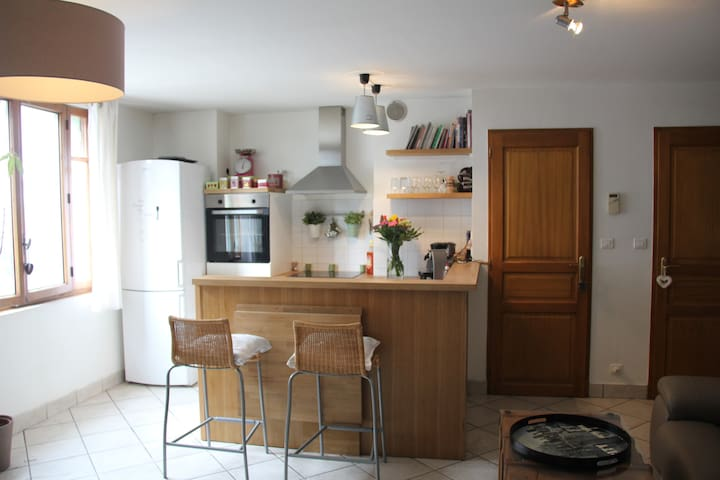 T2 à 5 min de la Gare, 15 min Lac  - Annecy - Apartament