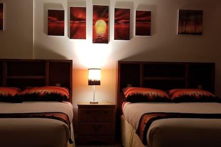 Midnight Sun Room