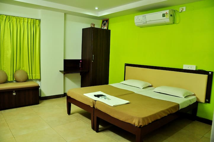 Manasa Homes Serviced Apartment
