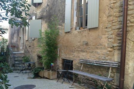 Charmante maison de village  - Goult - House