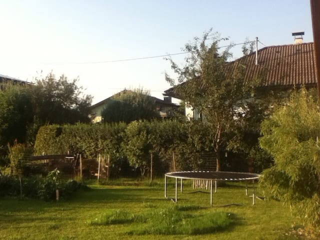 Camp in my wonderful garden :) - Gemeinde Sankt Pantaleon - Tenda