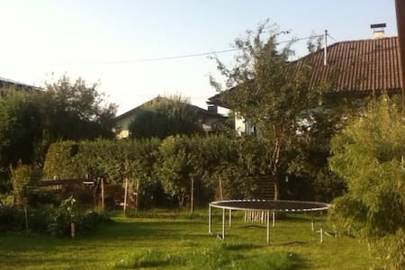 Camp in my wonderful garden :) - Gemeinde Sankt Pantaleon - Telt