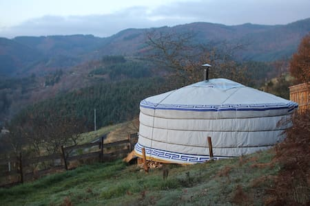 Yourte 4 places - Rochepaule - Yurt