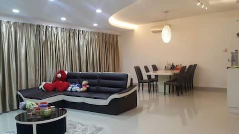 5stars Luxury condo in Kuala Lumpur,500mb internet