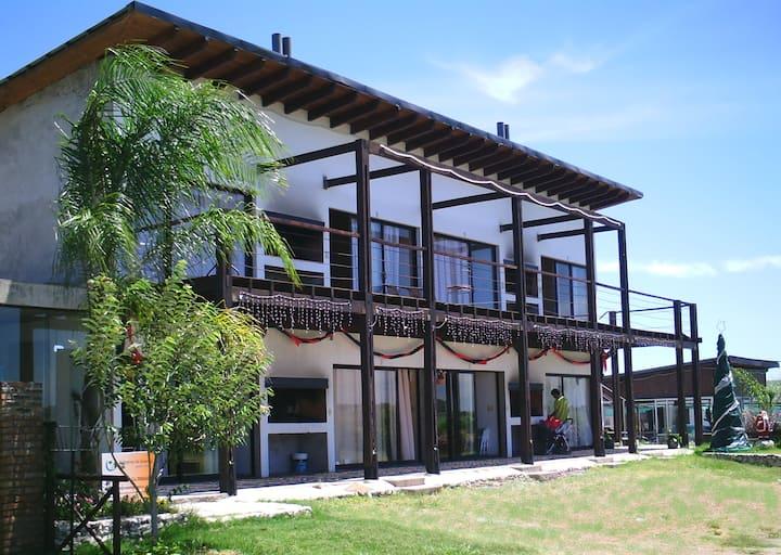 Alojamiento en Termas de Guaviyu Paysandu Uruguay