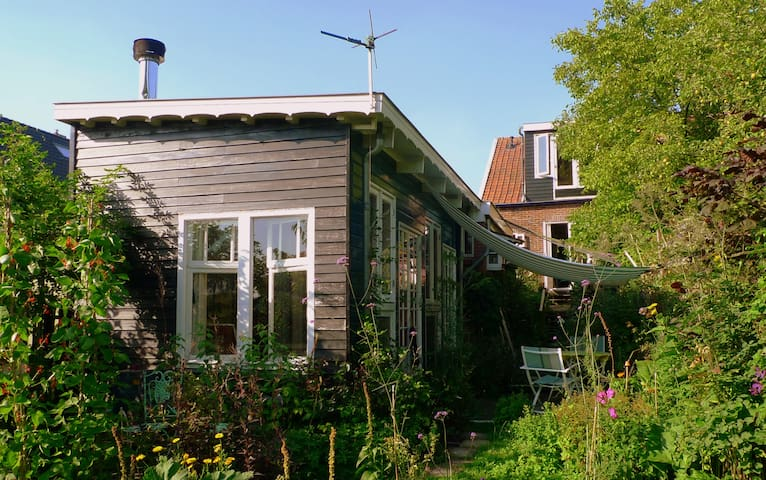 Artistic gardenhouse near Amsterdam - Badhoevedorp - Other