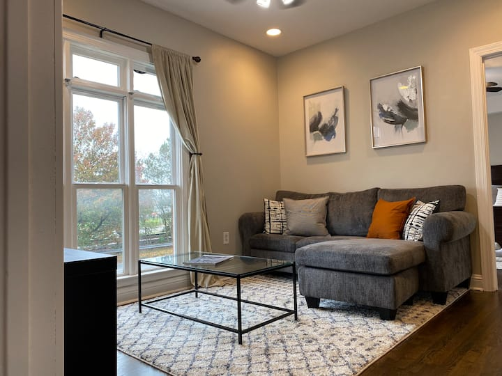 Heart of East Point/ Renovated Main St. Condo