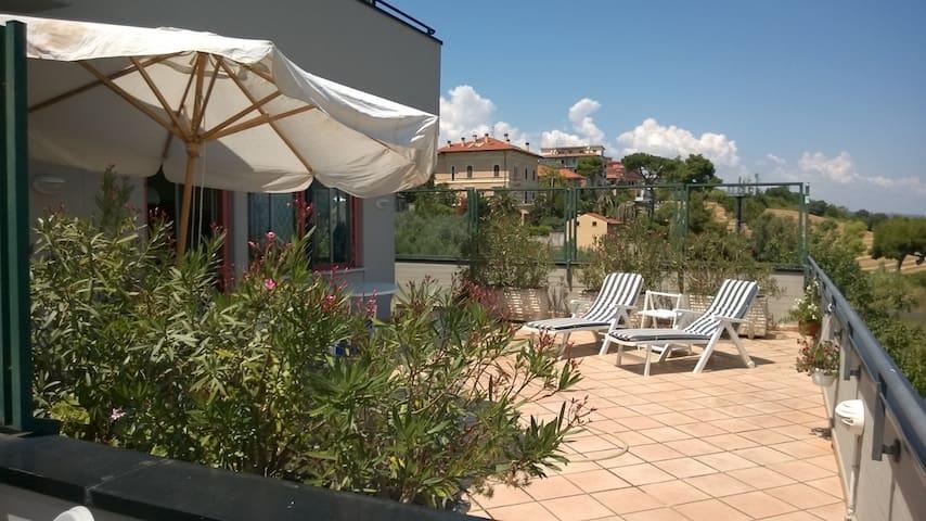 Ampio appartamento a Giulianova - Giulianova - Daire