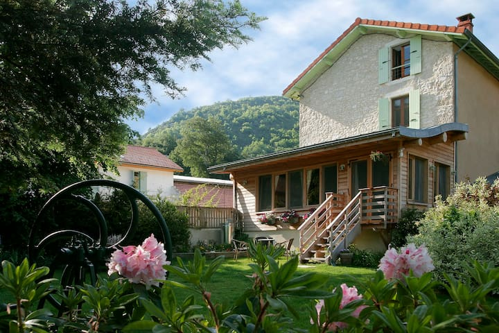Bed and Breakfast in the heart of Vercors