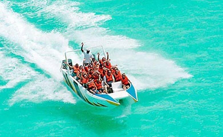 2px Modern Apartment  Beach Vacations Punta Cana