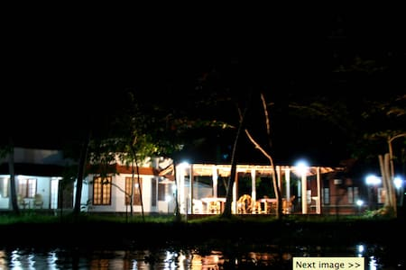 Love dale lakeside homestay. - Alappuzha - Haus