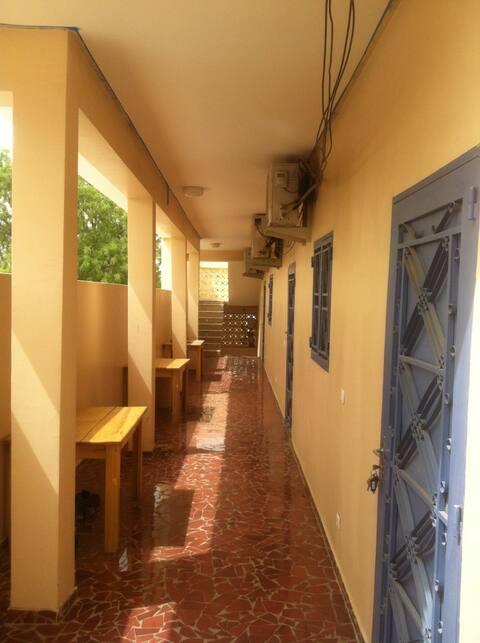 Apparts'hôtel neufs à N'Djaména - Villa Le Pilotis