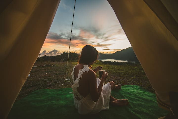 Camp in Luxury - Maracas Glamping Experience