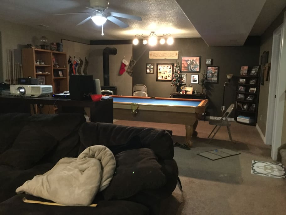Other angle of family room