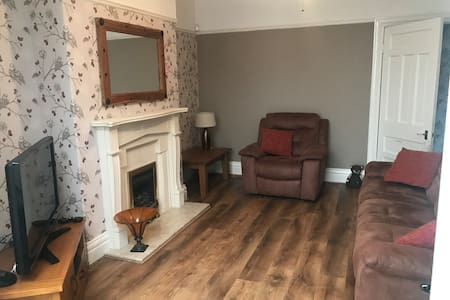 Beautiful and cosy three bedroom house