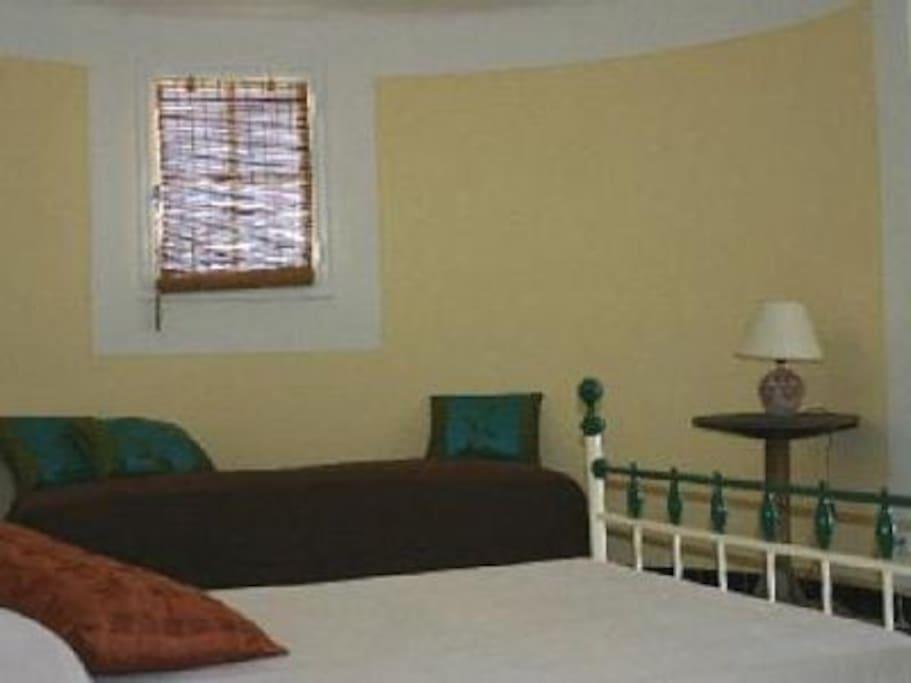 vaste chambre