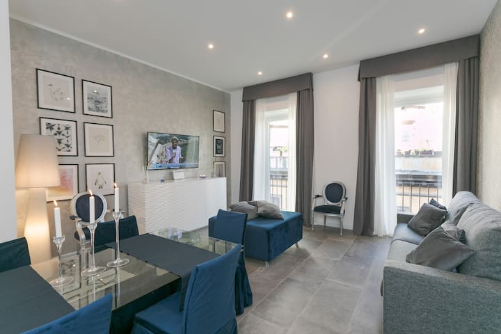 PIAZZA DEL POPOLO EXCLUSIVE APARTMENT