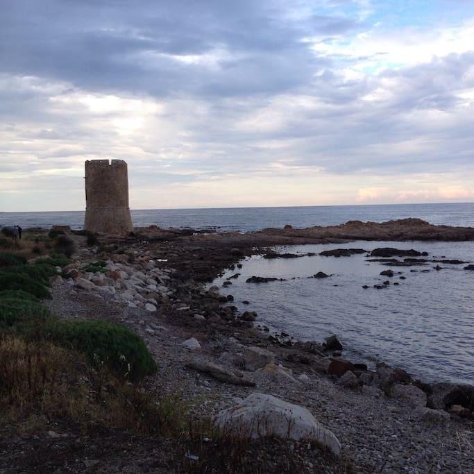 La torretta di San Giovanni