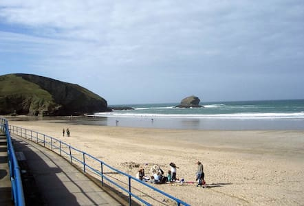 Twin room by the sea - Portreath - Jiné