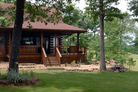 Frannie's Cabin on the Buffalo - Jasper - Casa de campo