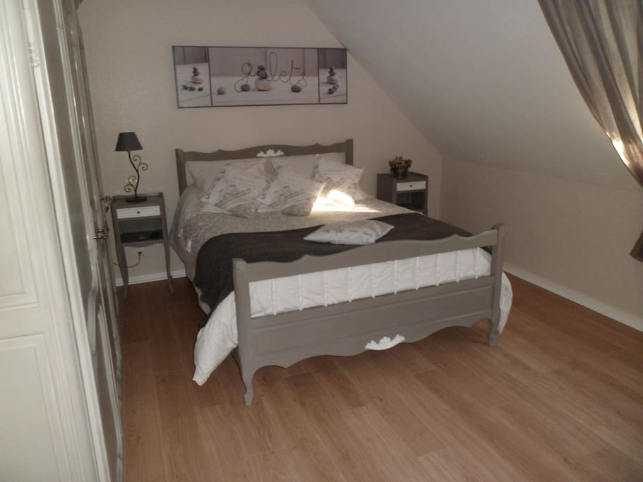 1 chambre louer chez l 39 habitant houses for rent in tr vi res lower normandy france. Black Bedroom Furniture Sets. Home Design Ideas