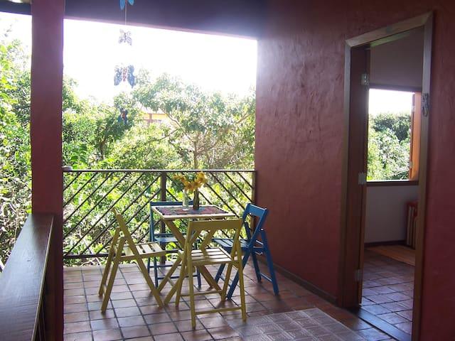 Apartamento ensolarado em Imbassaí - Praia de Imbassaí , Mata de São João,  Bahia - Appartement