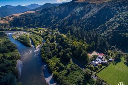 World class fishing and adventure - Motueka Valley - House
