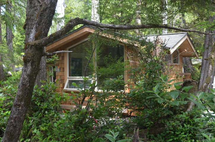 Casita Tofino: Cabin near beaches - Tofino - Hytte