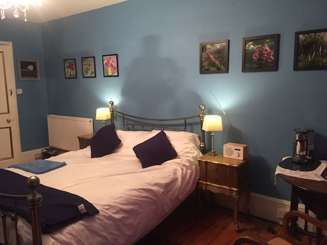 Large Double Room In Manor - Hertfordshire - 단독주택