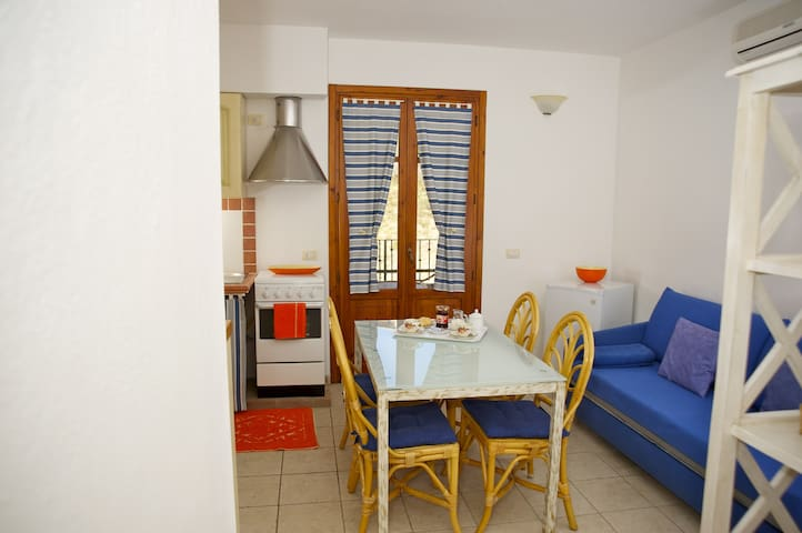 Nice flat for 4 people - Muravera - Appartement