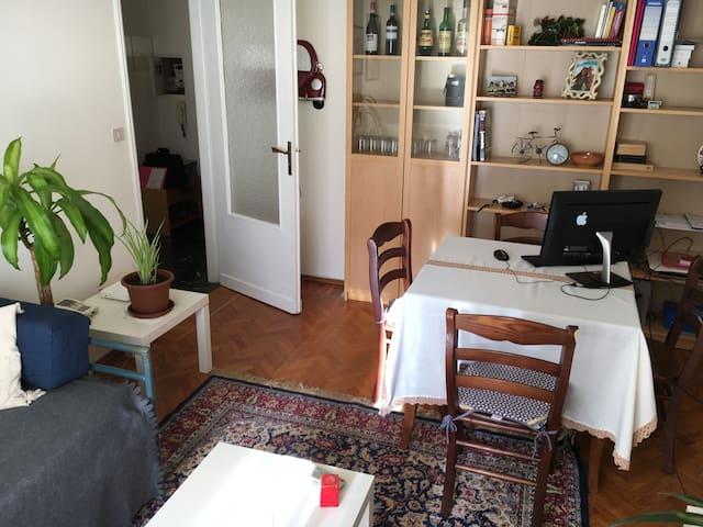 A room with a view - Turín - Departamento
