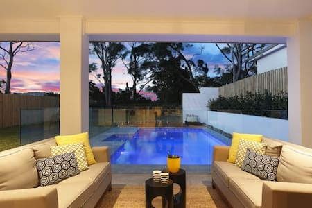 Designer Home near Manly Beaches - North Manly - House