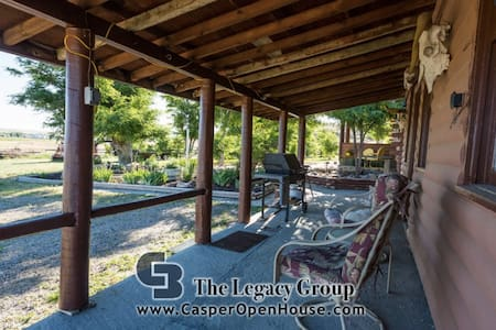 Gray Horse Ranch Bed and Breakfast - Casper, Wyoming, US - 家庭式旅館