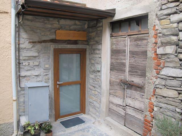 Casa Tarcisio, semplice e autentica