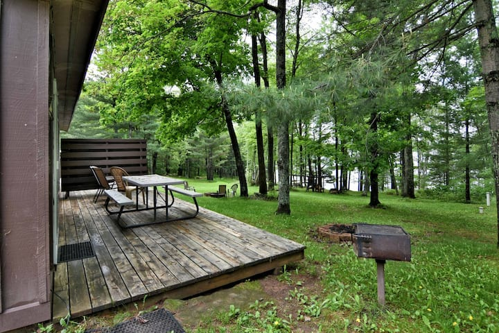Deer Trail Resort Lakeside 3 - Hosted by North Country Vacation Rentals