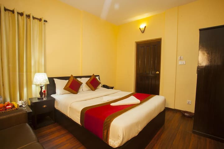 Couple Suite Room in Thamel