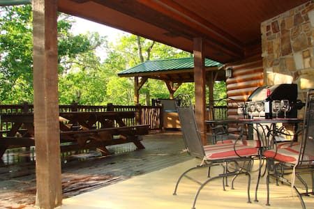 Top Notch Lodge - Great Family or Couple Getaway - Broken Bow - Hytte