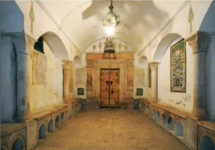 Chambres à La Medina dans maison traditionnelle