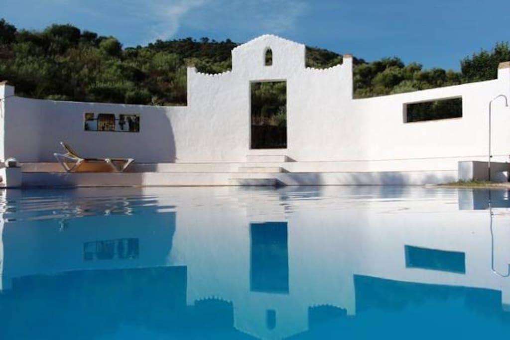 San Juan Year Round Climatized Pools