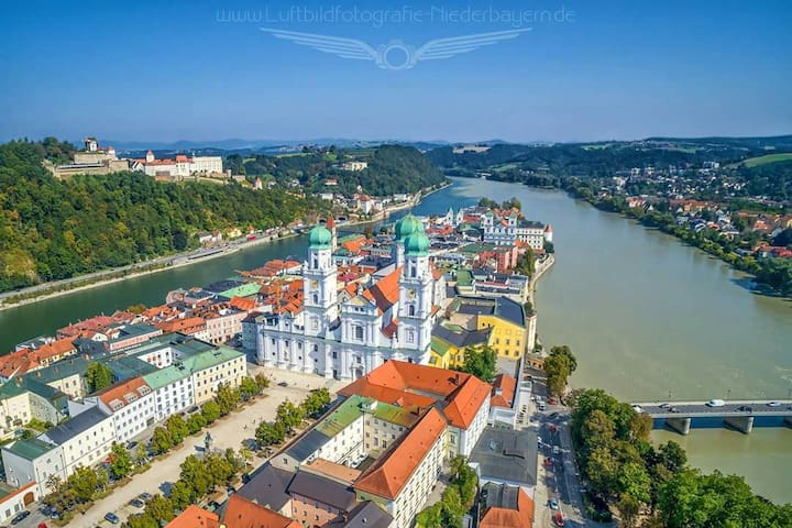Exclusive flat in historic centre - Passau - Huoneisto