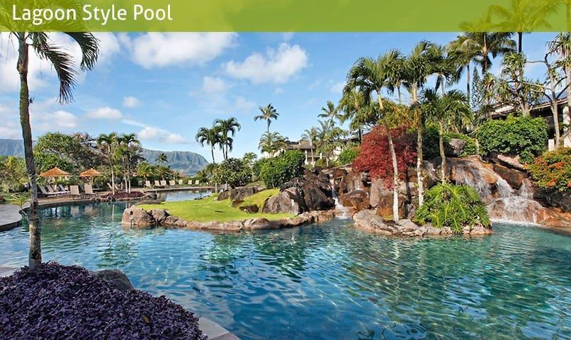 Hanalei Bay Resort Princeville Guava 3103/4