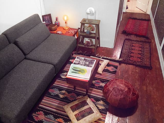 Sweet Room in Brooklyn Garden Apartment - Brooklyn - Apartment