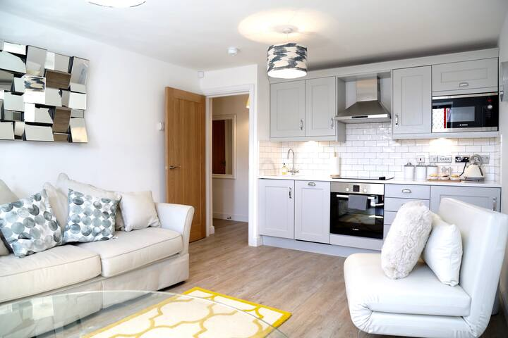 Boutique One Bed Apt @ Chapel Chester, in City
