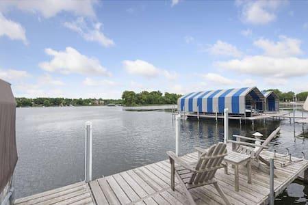 Lake Minnetonka Lakefront Luxury