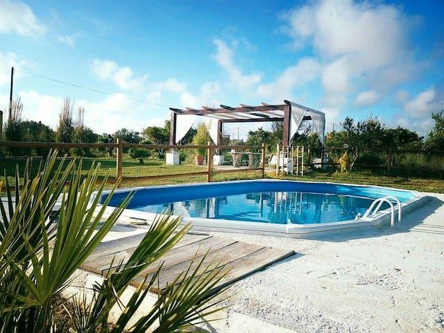 Rando Brown Villa, Santiago do Cacem, Setubal - Santiago do Cacém - Hus