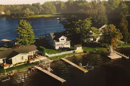 Fantastic Lake Cottage on 7 Lakes