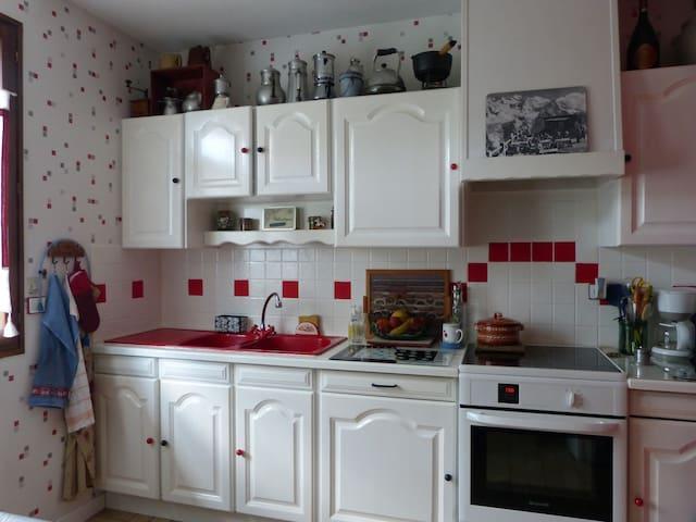Maison carrefour Chartreuse, Vercors et Belledonne - Vif