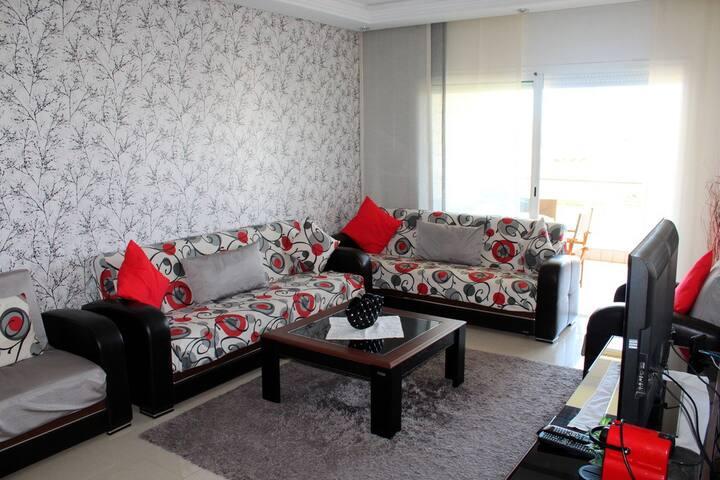 Ferienwohnung/App. für 6 Gäste mit 80m² in Sidi Rahal Route Azemmour (113091)